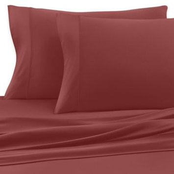 SHEEX® Luxury Copper Performance Standard Pillowcases in Rust (Set of 2)