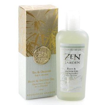 Enchanted Meadow Zen Bath & Shower Gel 8 oz. - Tea & Oranges