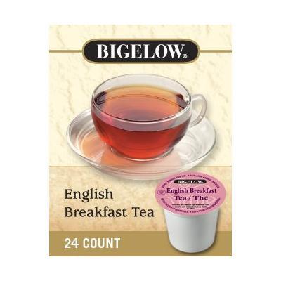 Bigelow English Breakfast Tea (4 Boxes of 24 K-Cups)