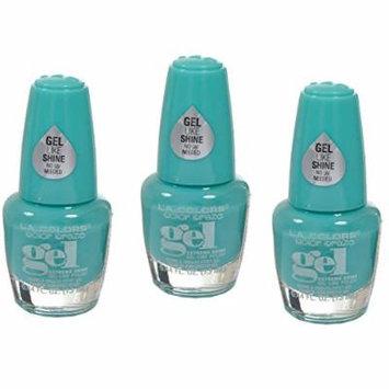 L.A. Colors Extreme Shine Gel Nail Polish CNP718 Rockin It 3 pcs