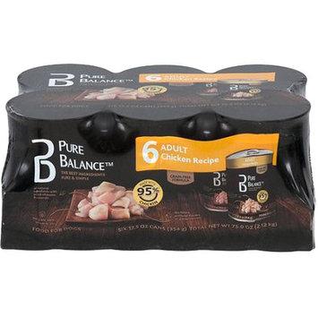 Simmons Petfood, Inc. Pure Balance 95 Percent Chicken Dog Food, 6pk