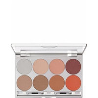 Kryolan Glamour Glow Eye Shadow Makeup Palette 8 Colors 9078 - Color Options: Elegance - Essence - Indulgence - Posh (Indulgence)