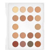 Kryolan 71018 Dermacolor Camouflage Creme Mini-palette, 18 Colors. 2 Color Options: 2/18 & 3/18 (2/18)