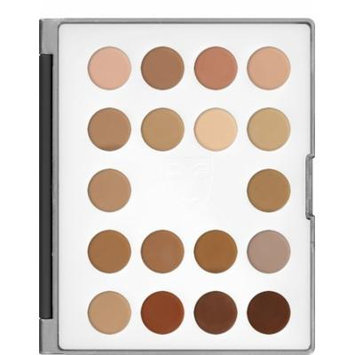 Kryolan 19018 High Definition - Micro Foundation Cream. Color Options: 1-4 (4)