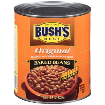 Bush's Original Baked Beans #10, 117 oz
