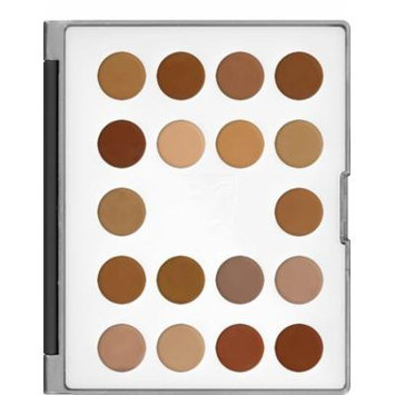 Kryolan 19018 High Definition - Micro Foundation Cream. Color Options: 1-4 (2)