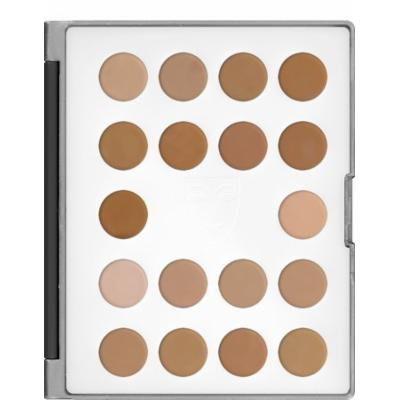 Kryolan 19018 High Definition - Micro Foundation Cream. Color Options: 1-4 (No.1)