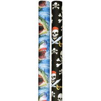 Designer Noodle Pool Noodles - Shark Attack and Pirate