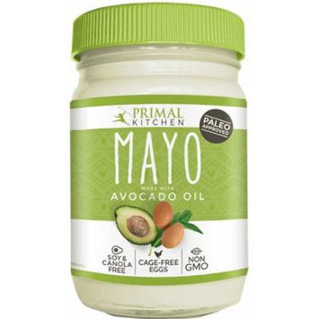 Primal Kitchen – Avocado Oil Mayo, First Ever Avocado Oil–Based Mayonnaise, Paleo Approved and Organic (12 Ounce, 6 Jars)