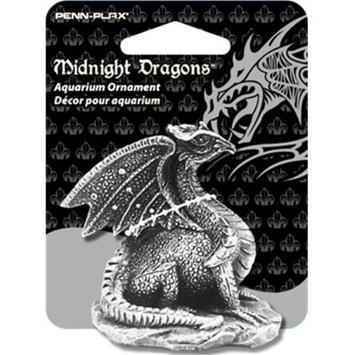 Penn Plax Penn-Plax MDR30 Mini Midnight Dragon Ornament