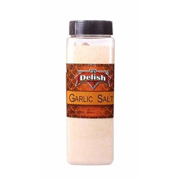 Garlic Salt by Its Delish 35 Oz. Large Jar