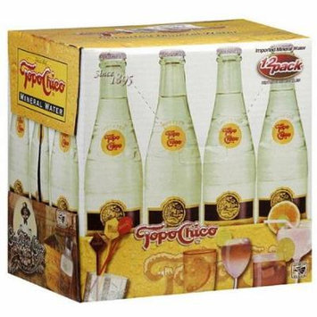 Topo Chico Mineral Water, 11.5 Ounce (12 Glass Bottles)
