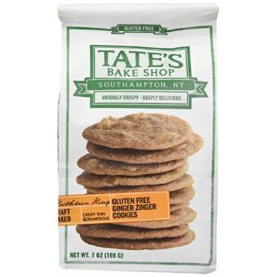 Tate's Bake Shop 3 Pk Gluten Free Ginger Zingers