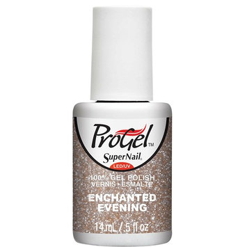 Supernail Progel Nail Lacquer, Enchanted Evening, 0.5 Fluid Ounce
