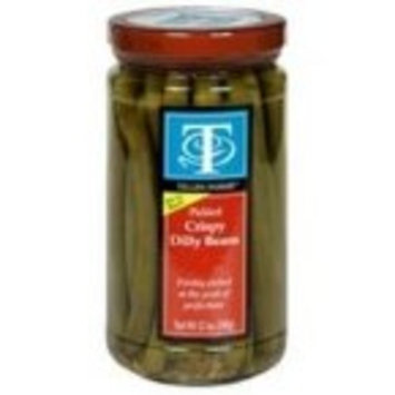 Tillen Farms Crispy Dilly Beans 12x 12 Oz