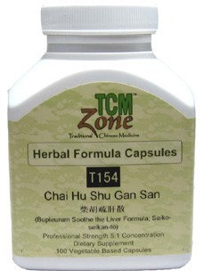 Chai Hu Shu Gan San 100 vcaps by TCMzone