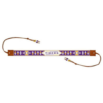 Little Earth LSU Tigers Bead Headband