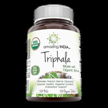 Amazing India Organic Triphala