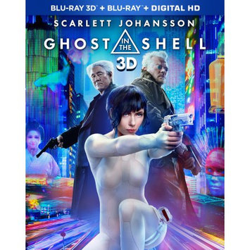Paramount - Uni Dist Cor Ghost In The Shell Blu-ray