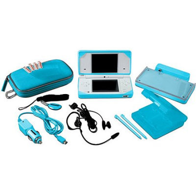 DreamGEAR Dsi 11 In 1 Starter Kit - Blue