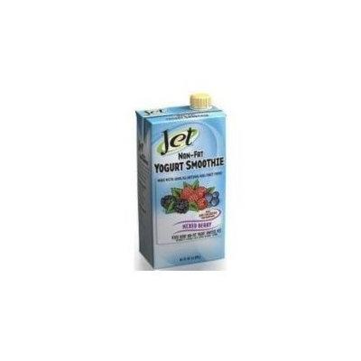 Da Vinci Gourmet Non-Fat Yogurt Smoothie, Mixed Berry Yogurt, 64 Fl Oz