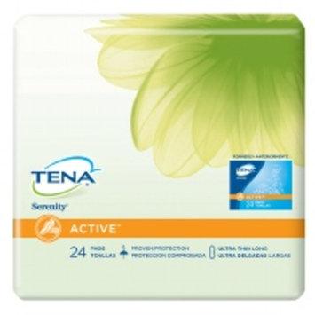 Tena Serenity Thin Pads Moderate, Long