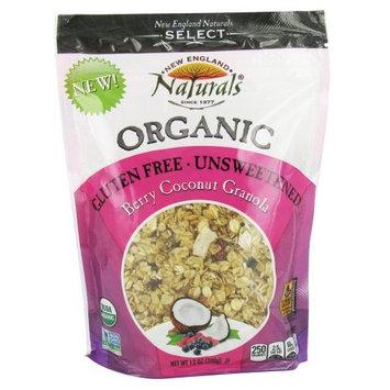 England Naturals - Organic Granola Select Berry Coconut - 12 oz