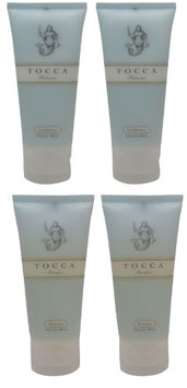 Tocca Cucumber and Grapefruit Shampoo & Conditioner Lot of 4 (2 of each)