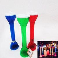 1 Tall Plastic Yard Glass 25 oz Drink Party Straw Birthday Favor Bar Sports New!