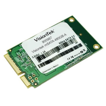 Visiontek 480GB 3D MLC mSATA SSD