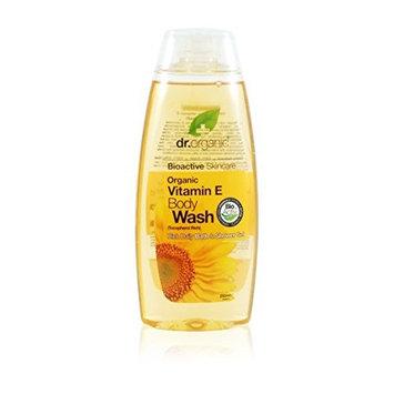 Dr Organic Vitamin E Body Wash 250ml by Dr. Organic
