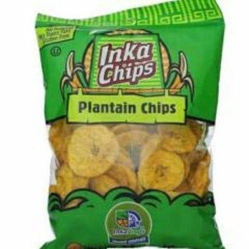 Roasted Plantain Chips (12-4 oz bags) Roasted Plantain Chips