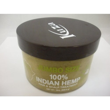 Kuza 100%indian Hemp Hair & Scalp Treatment 18 Oz [SEALED]