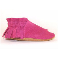 KaBoogie Leather Baby Shoes Moccasins Soft Sole Eco Friendly [gender: gender-female]