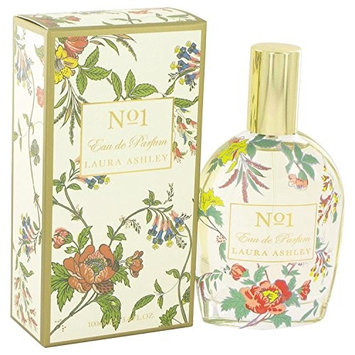 Laura Ashley No. 1 By Laura Ashley Eau De Parfum Spray 3.4 Oz