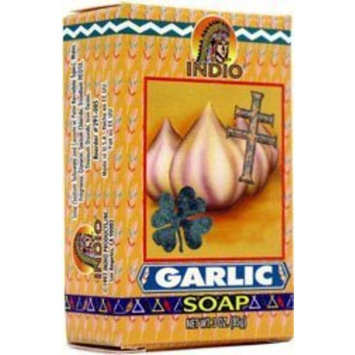 Garlic Indio Products Soap by Indio Products