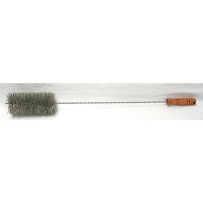 TOUGH GUY 3EDP4 Furnace Boiler Brush, Dia 3,Length 27
