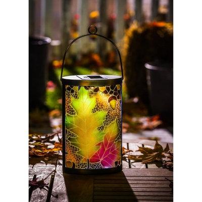 New Creative Leaves Solar Lantern