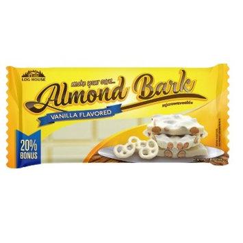 Log House Vanilla Almond Bark Baking Bar - 24oz