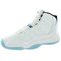 Primeshop Jordan Kid's Air 11 Retro BG , WHITE/LEGEND BLUE-BLACK []