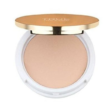 True Isaac Mizrahi - Pressed and Perfect Powder Foundation Amber