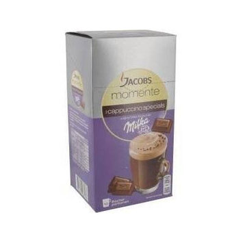 1 x Jacobs Momente with Milka - Chocolate Cappuccino- Cappuccino Specials- 10 portions