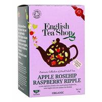 English Tea Shop - Apple Rosehip Raspberry Ripple - 20 Sachets - 30g (Case of 6)
