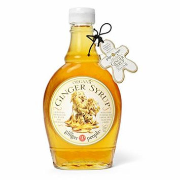 The Ginger People - Organic Ginger Syrup   237ml