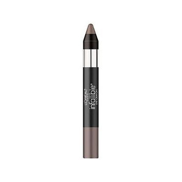 (Pack of 2) L'oreal Infallible Eye Shadow Crayon - 700 Forever Taupe