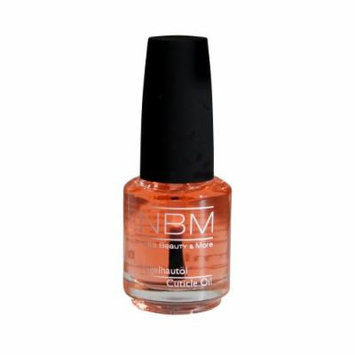 Akzent direct Nail and Cuticle Oil with Peach Fragrance 14 ml by NBM