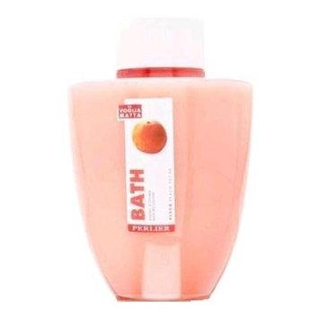 Perlier Peach Foam Bath for Women, 16.9 Ounce