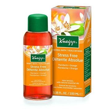Kneipp Herbal Bath, Stress Free, Orange Blossom & Mandarin, 3.38 fl. oz. [Stress Free, Orange Blossom & Mandarin]