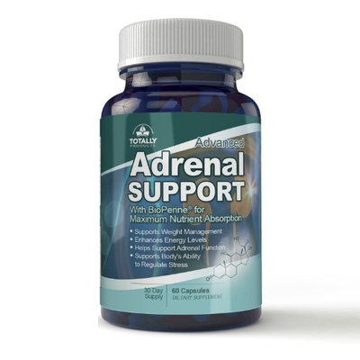 Totally Products Advanced Adrenal Support (60 capsules)