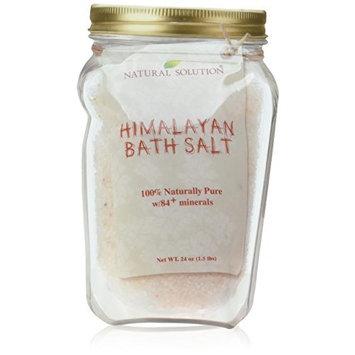 Himalayan Pink Salt Bath Salt (1.5 lbs/680g)